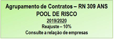 Pool de Risco 2019/2020